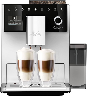 melitta machine a cafe touch